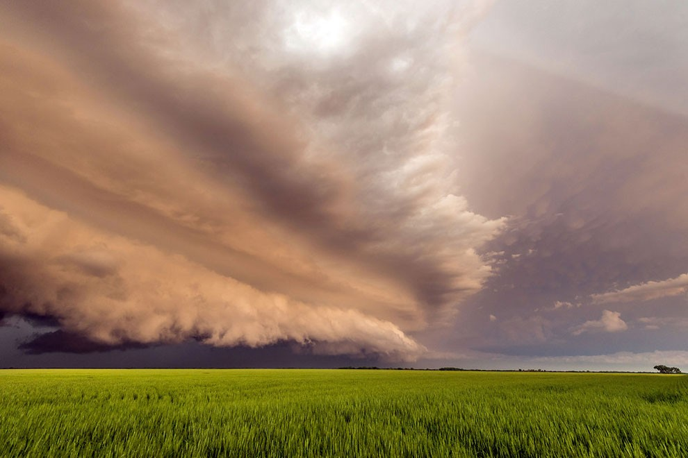 Deadly Storms Around the World 12