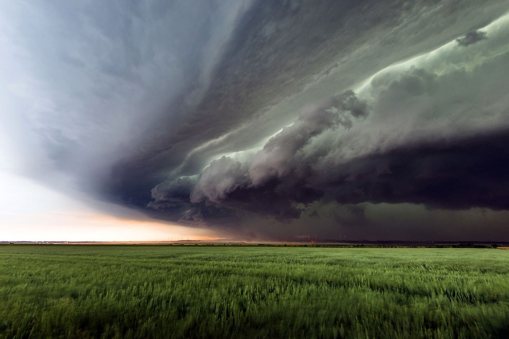 Deadly Storms Around the World 15