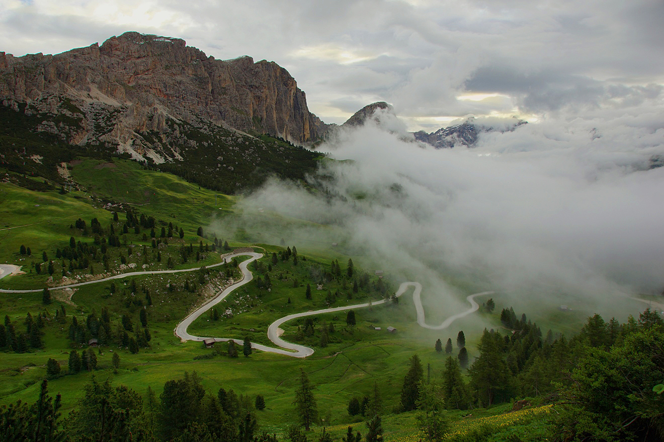 Dolomites, Italy. The best routes 22