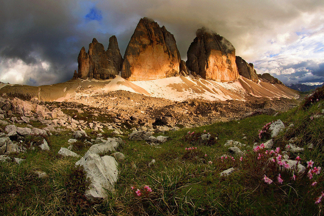 Dolomites, Italy. The best routes 50