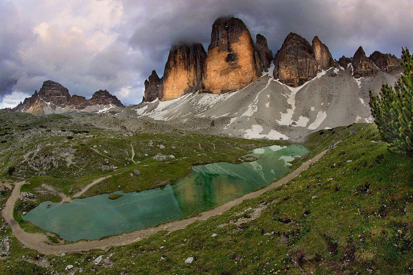 Dolomites, Italy. The best routes 51