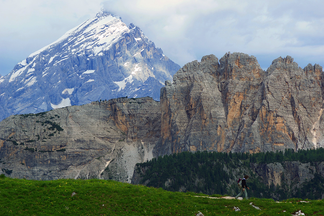 Dolomites, Italy. The best routes 61