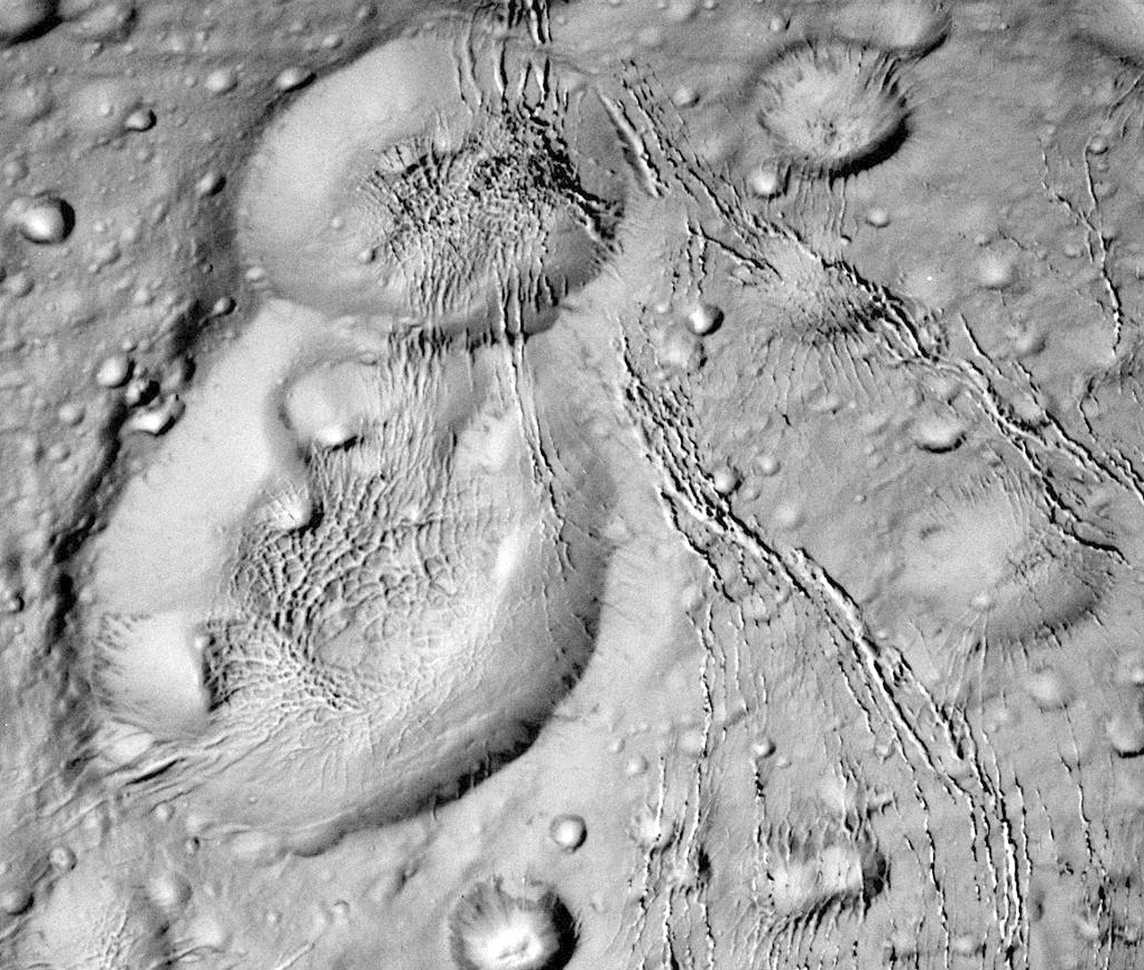 Enceladus, Saturn's Amazing Snowball Moon 05
