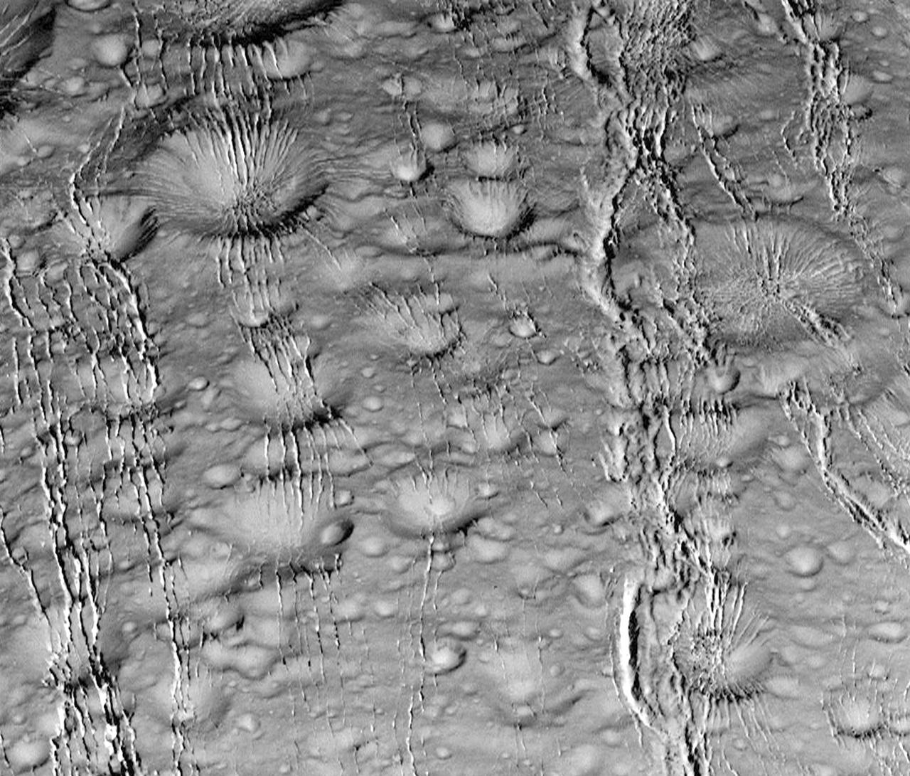 Enceladus, Saturn's Amazing Snowball Moon 09
