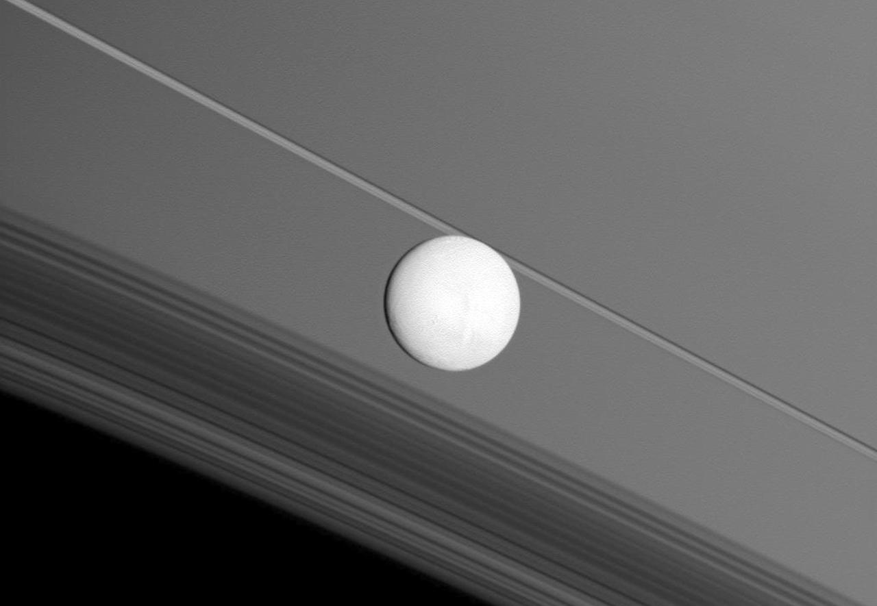 Enceladus, Saturn's Amazing Snowball Moon 11
