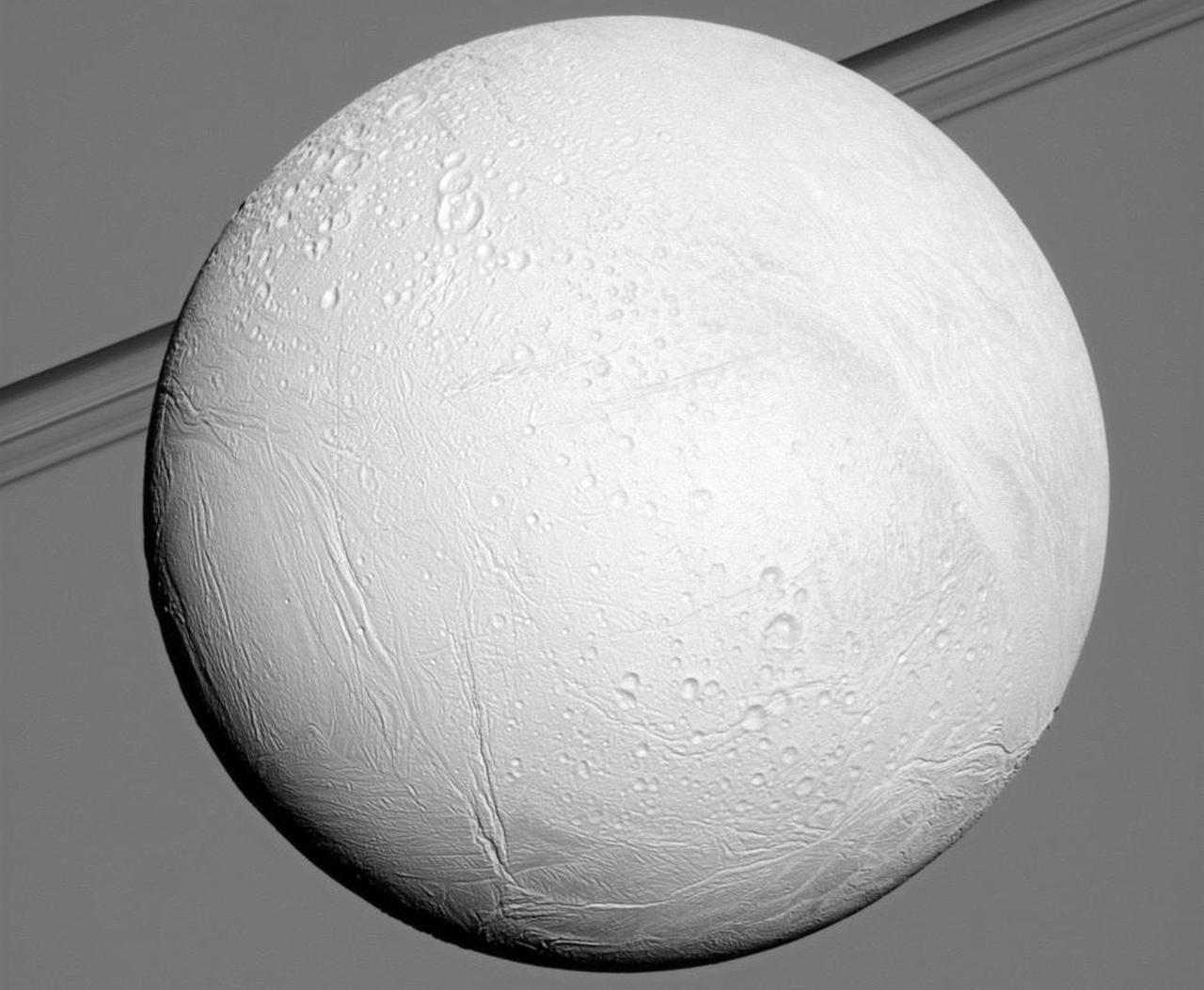 Enceladus, Saturn's Amazing Snowball Moon 15