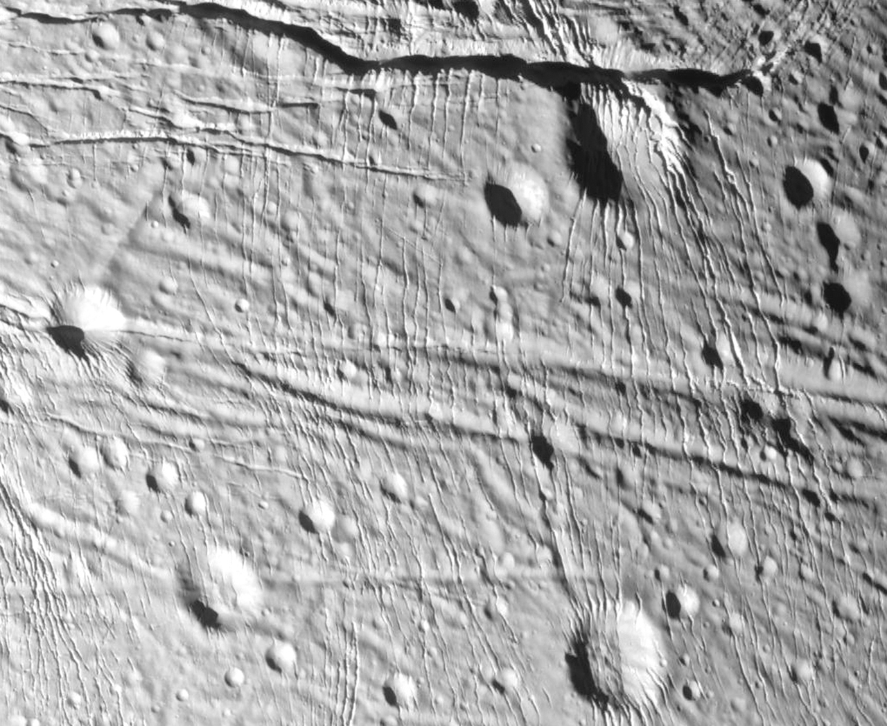 Enceladus, Saturn's Amazing Snowball Moon 18