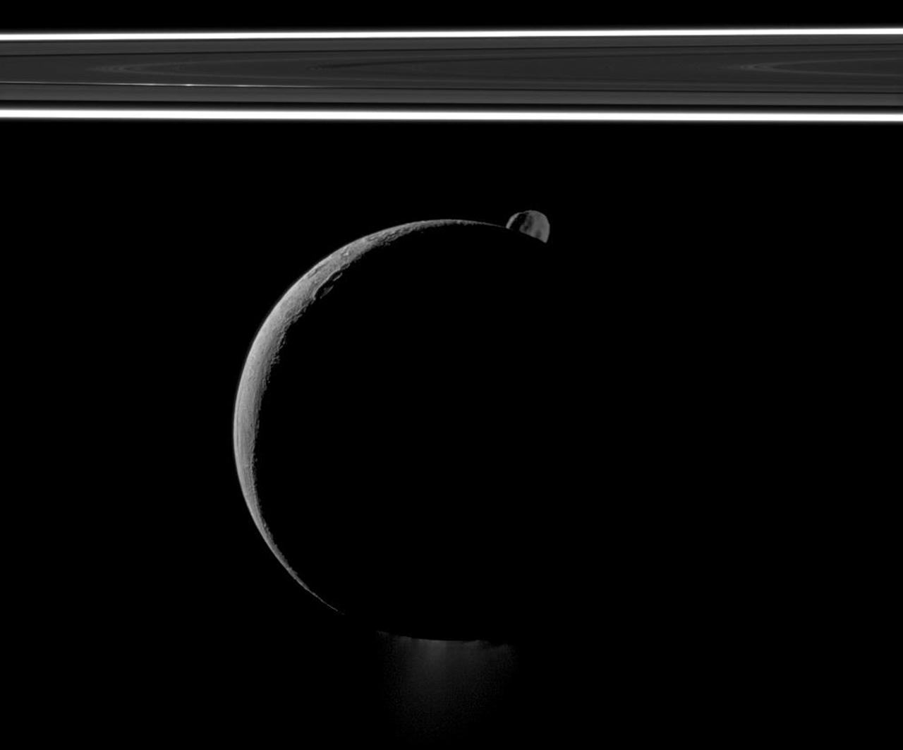 Enceladus, Saturn's Amazing Snowball Moon 19