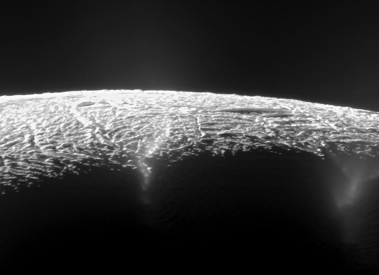 Enceladus, Saturn's Amazing Snowball Moon 20