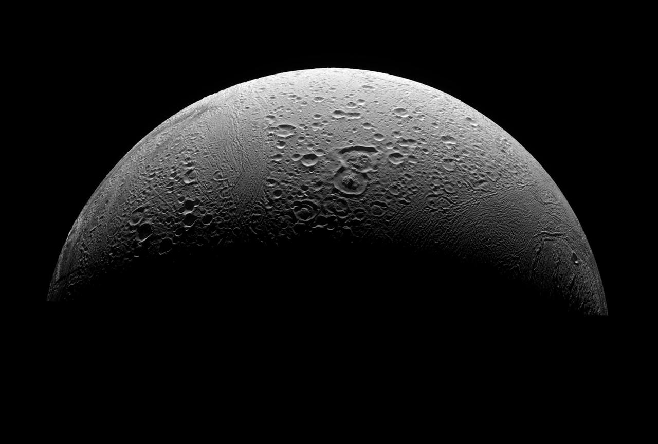 Enceladus, Saturn's Amazing Snowball Moon 22
