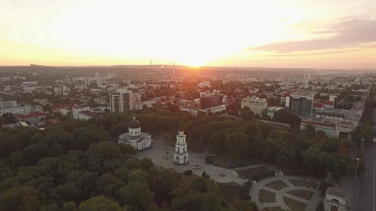 Кишинёв — сердце Молдовы