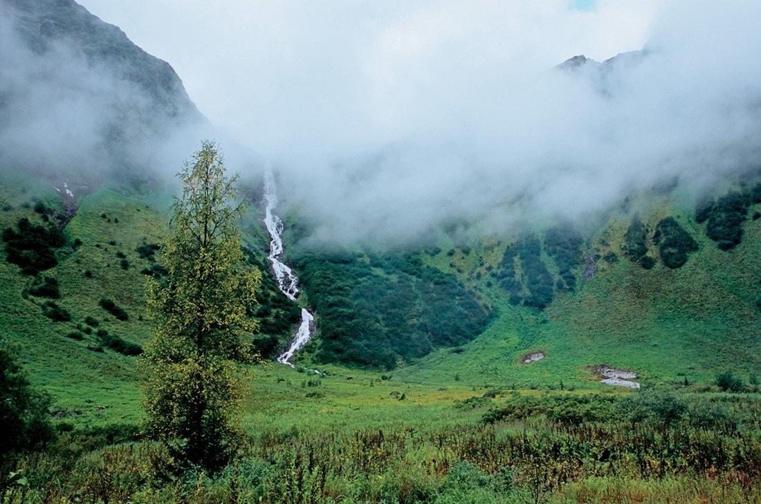 Kiselewski waterfall_10