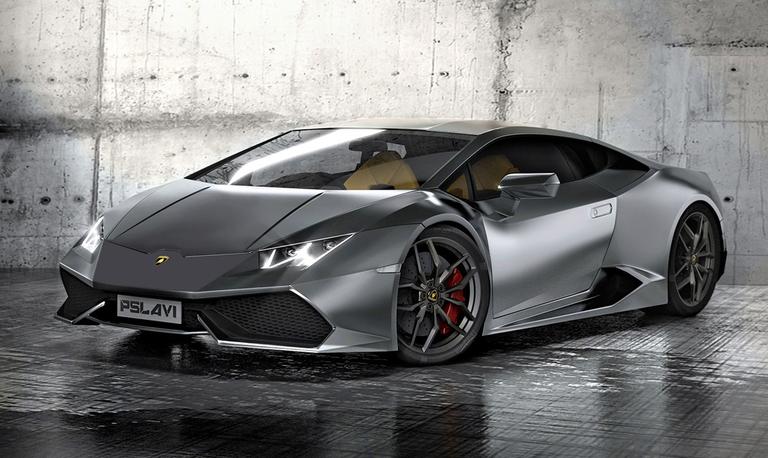 Самые великие Lamborghini за всю историю марки