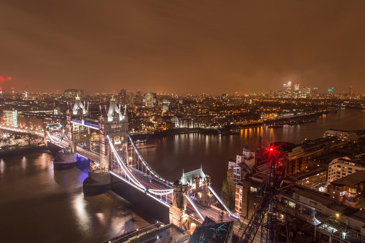 London Rooftopper 02