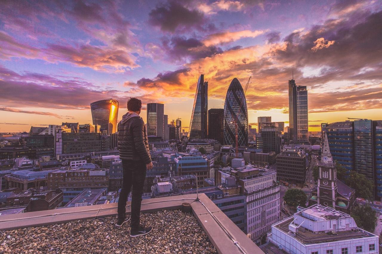 London Rooftopper 03
