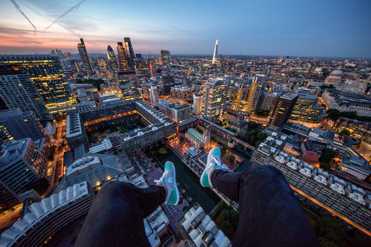 London Rooftopper 06