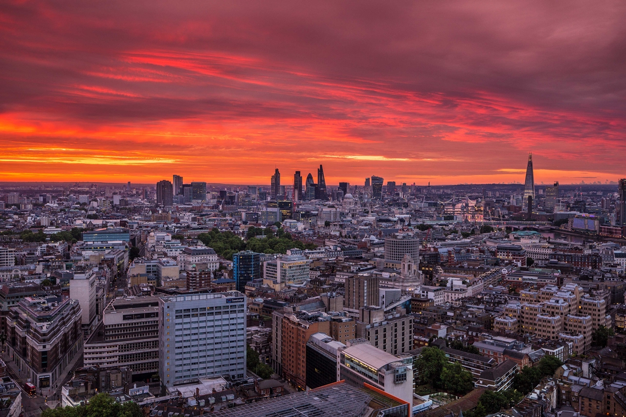 London Rooftopper 08