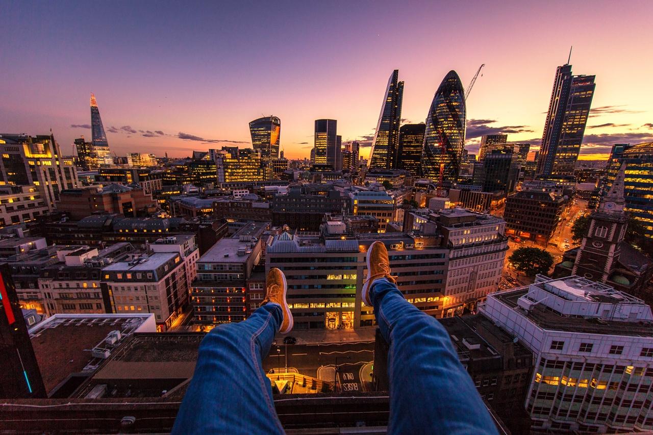 London Rooftopper 09