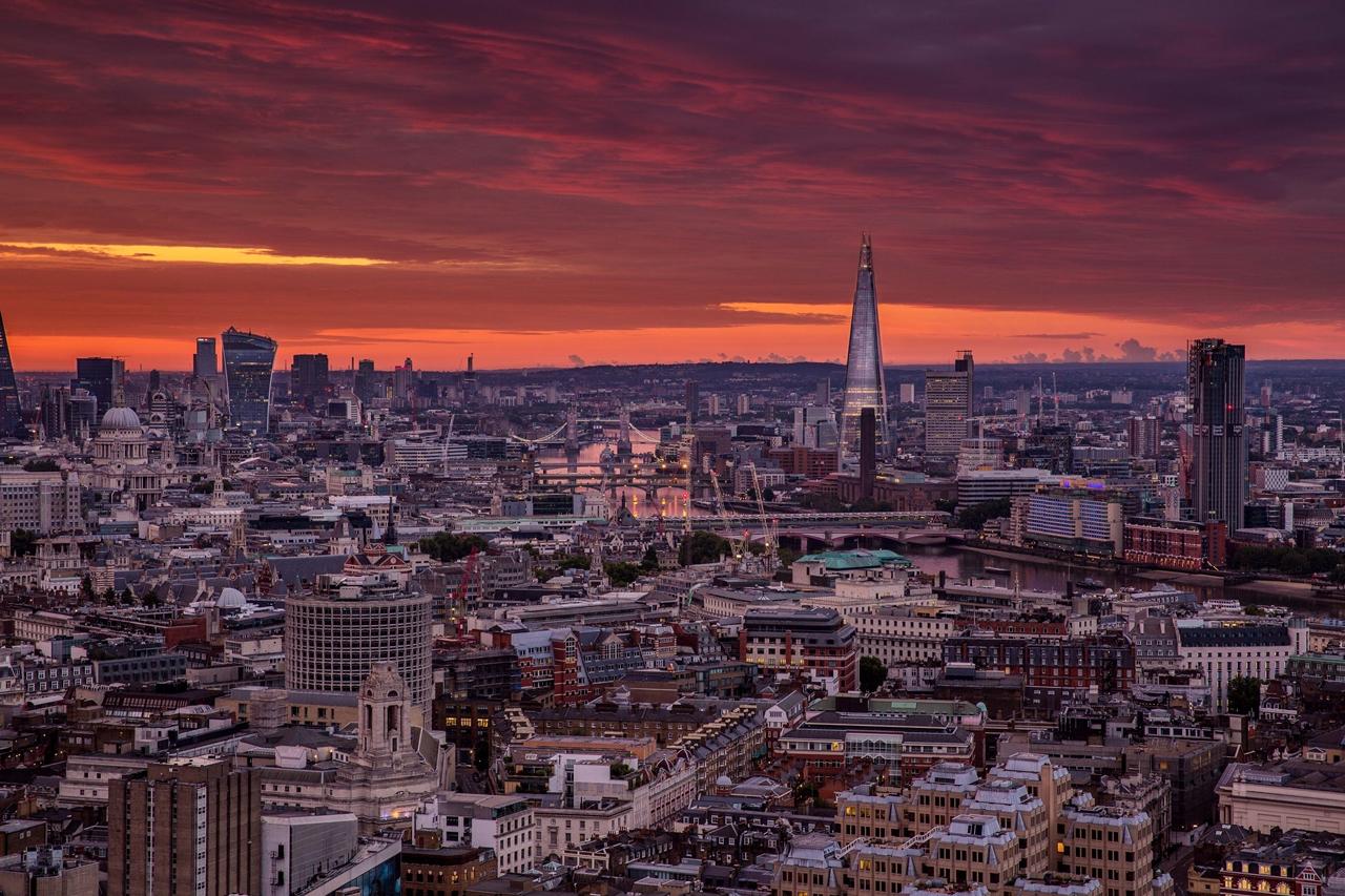 London Rooftopper 10