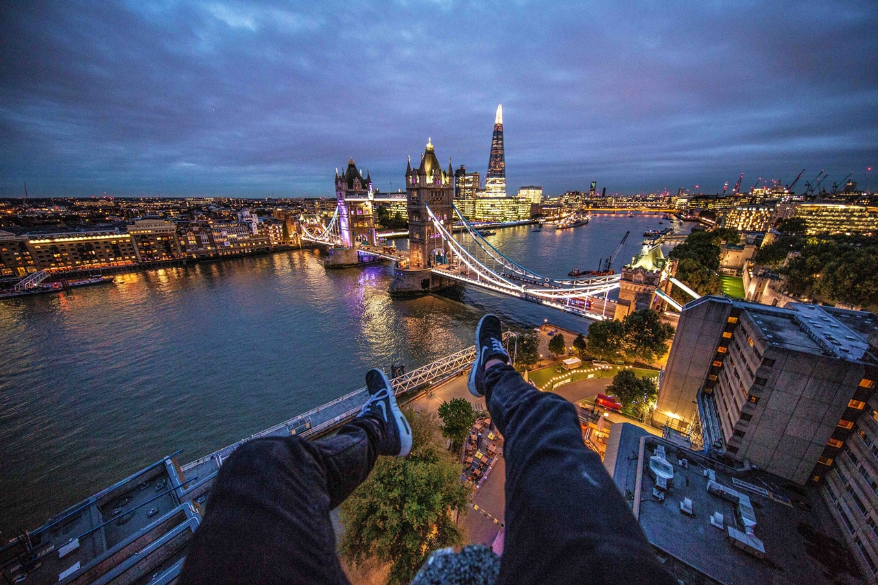 London Rooftopper 13
