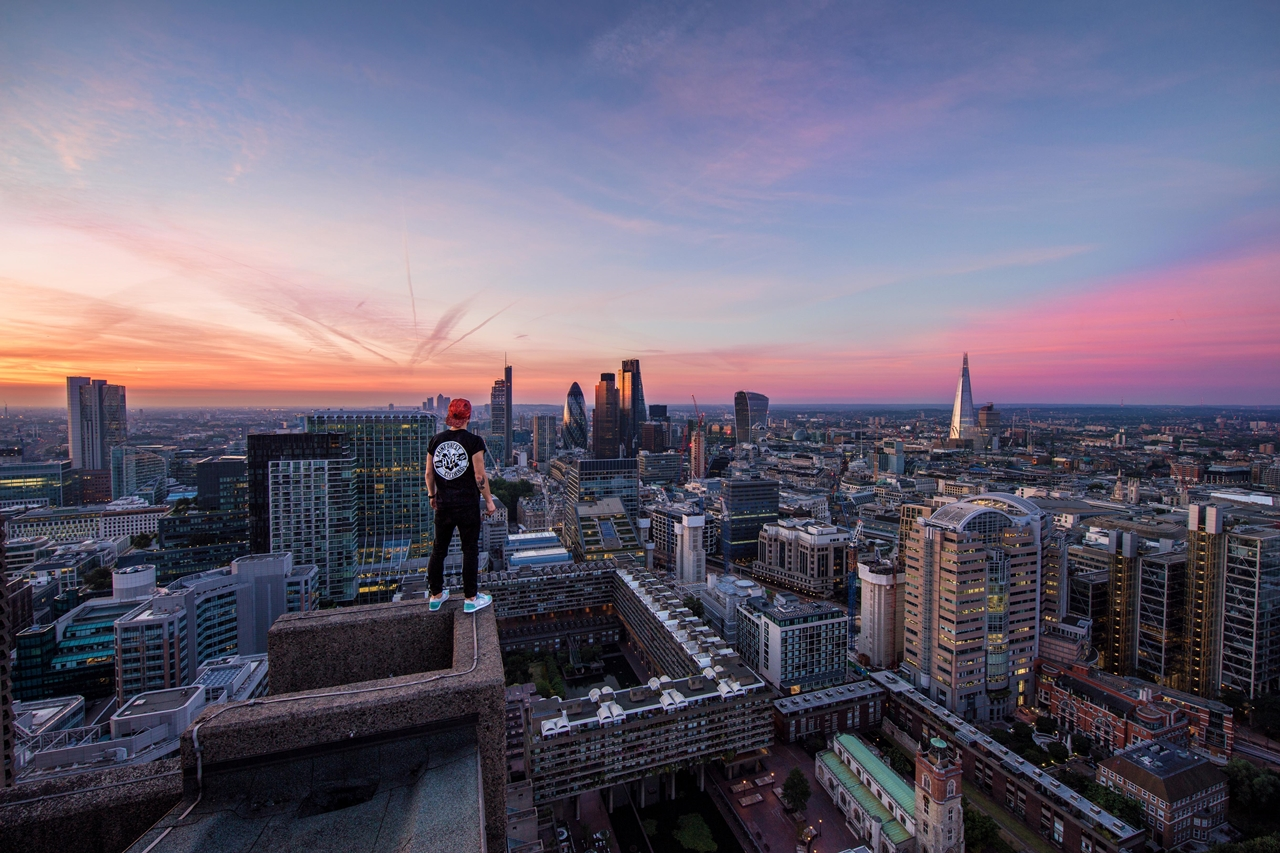 London Rooftopper 15