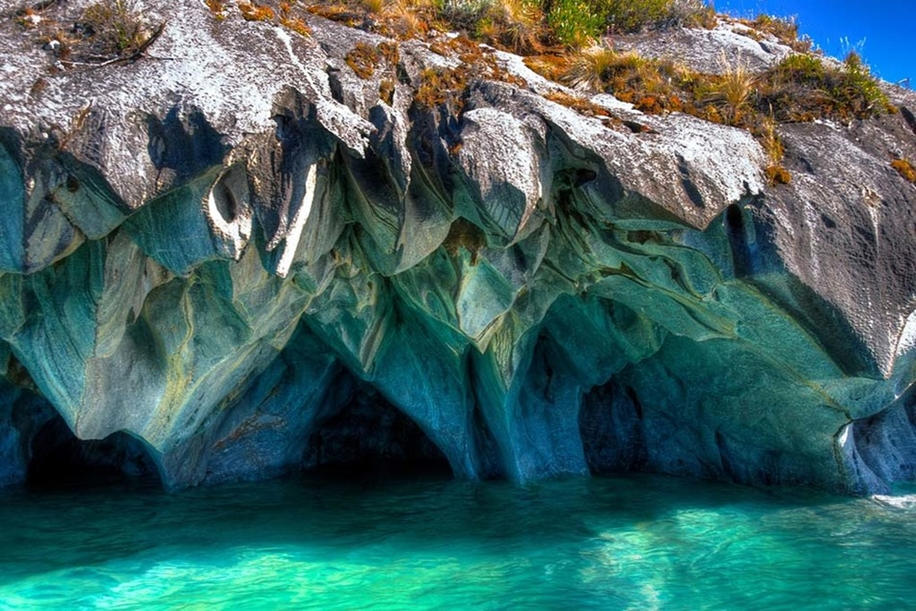 Marble caves Chile_1