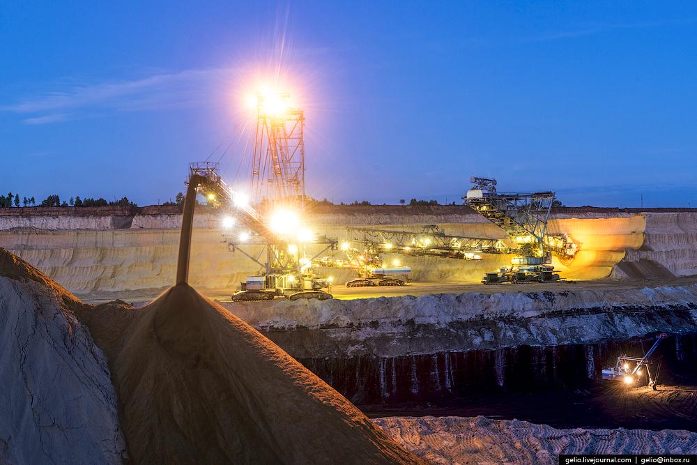 Nazarovo coal cut 02
