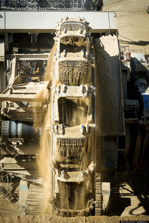 Nazarovo coal cut 12