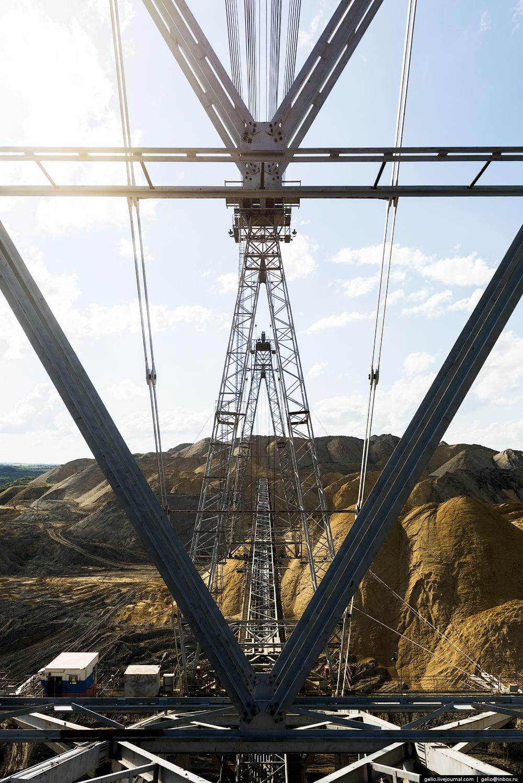 Nazarovo coal cut 26
