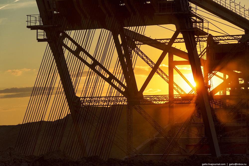 Nazarovo coal cut 48
