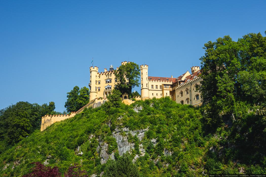 Neuschwanstein Castle 05