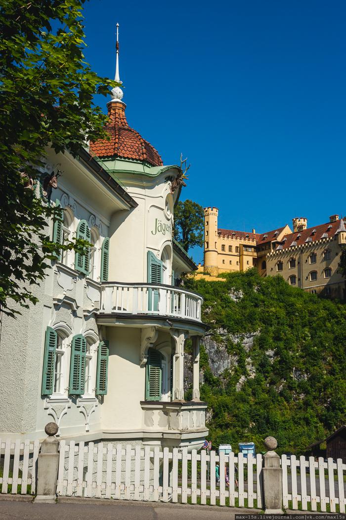 Neuschwanstein Castle 10