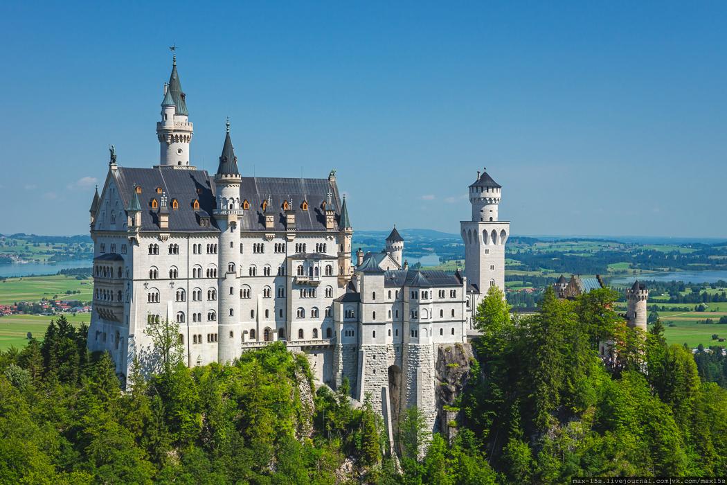 Neuschwanstein Castle 12