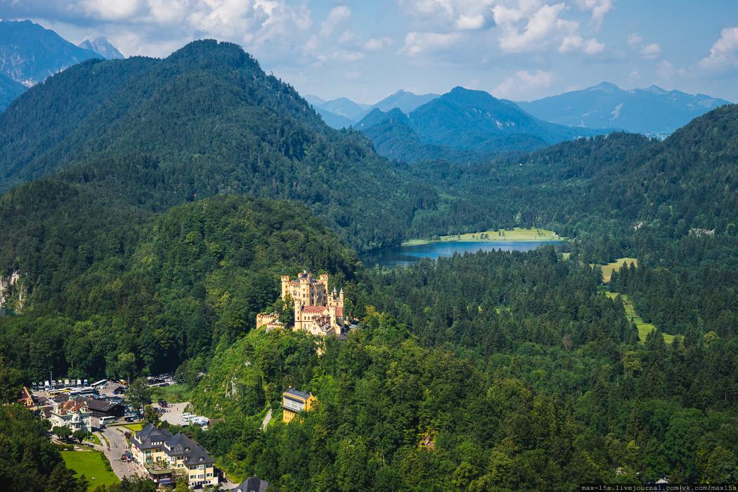 Neuschwanstein Castle 13
