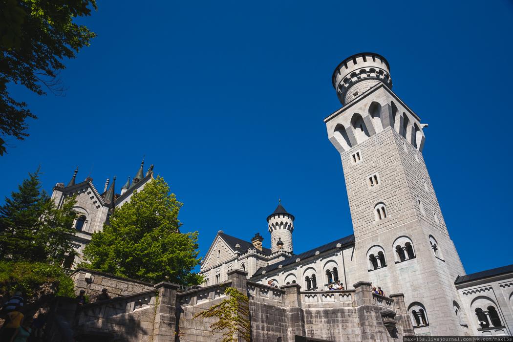 Neuschwanstein Castle 18