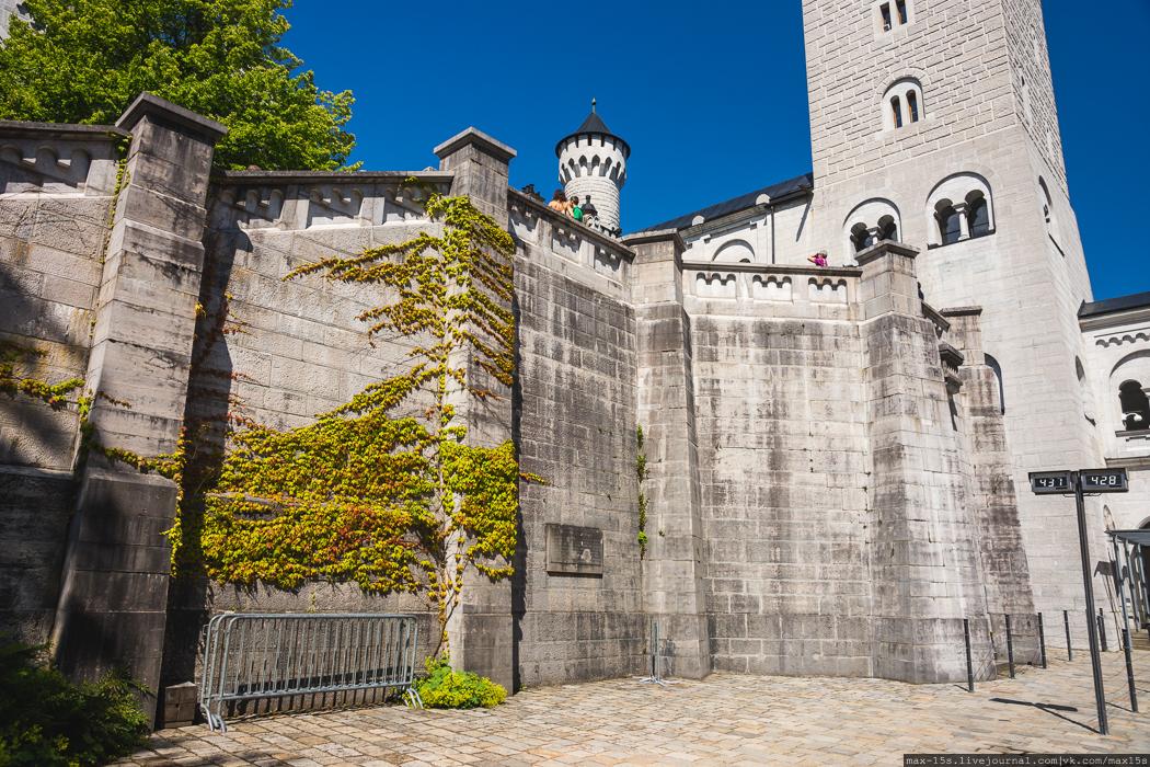 Neuschwanstein Castle 22