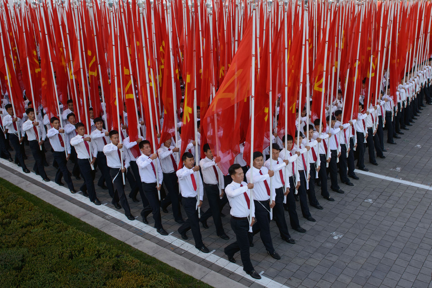 North Korea Marks 70 Years of Workers' Party Rule 09