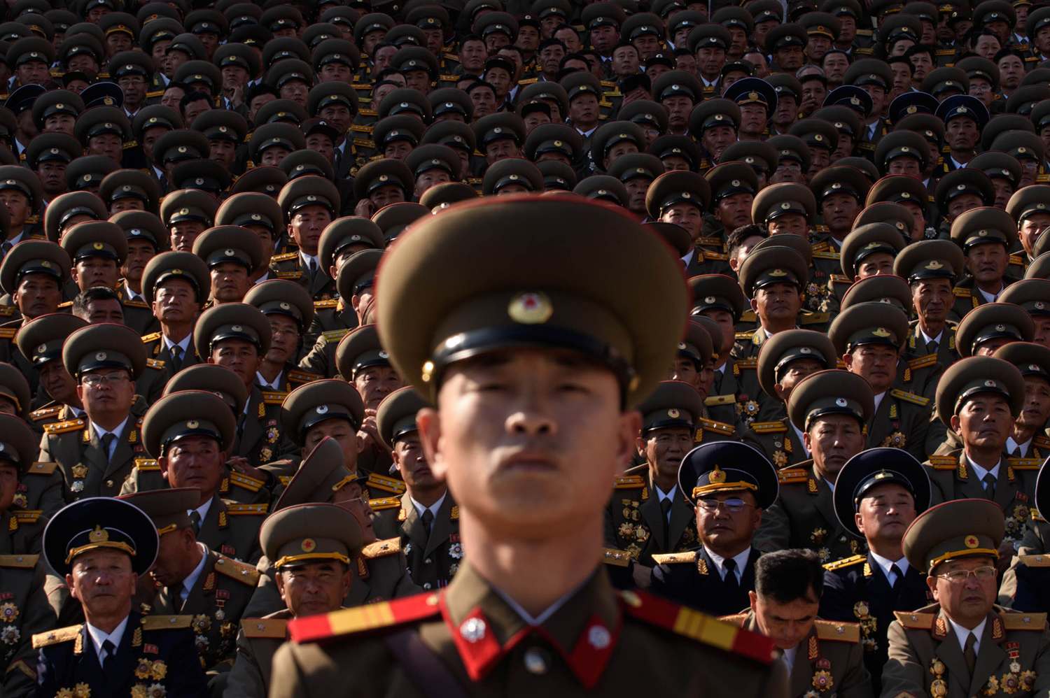 North Korea Marks 70 Years of Workers' Party Rule 11