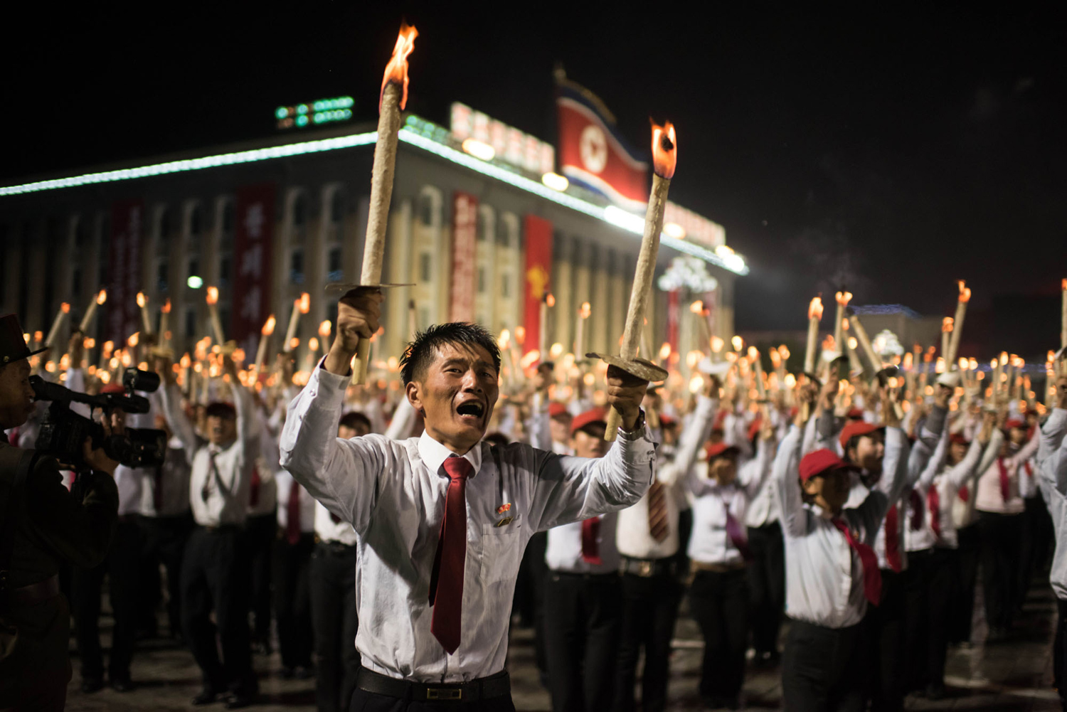 North Korea Marks 70 Years of Workers' Party Rule 23