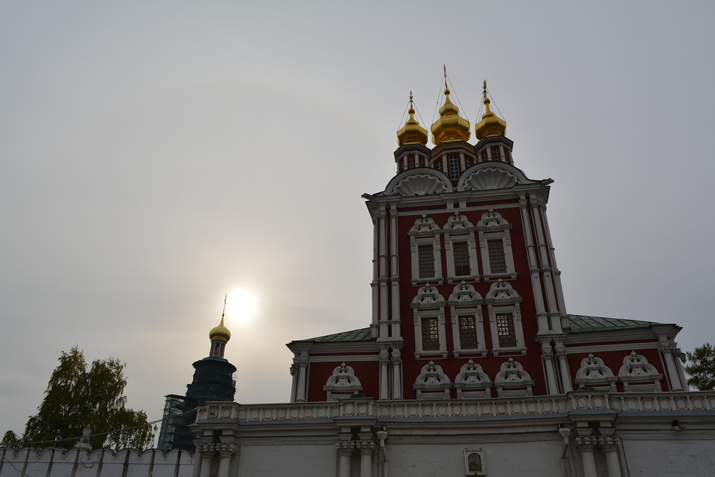 Novodevichy convent, Moscow 01