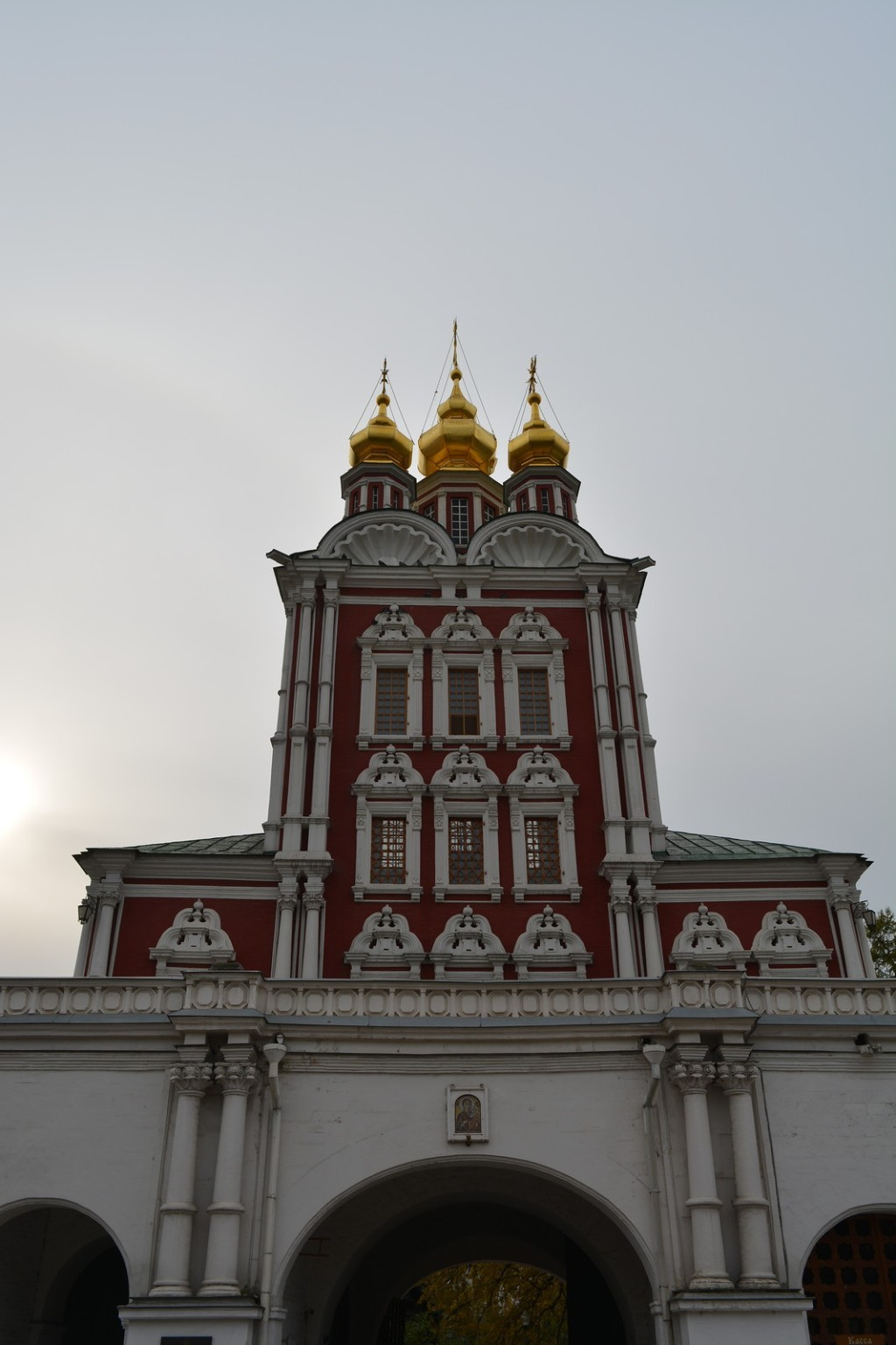 Novodevichy convent, Moscow 02