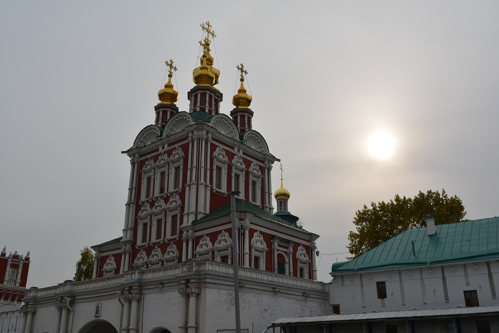 Novodevichy convent, Moscow 03
