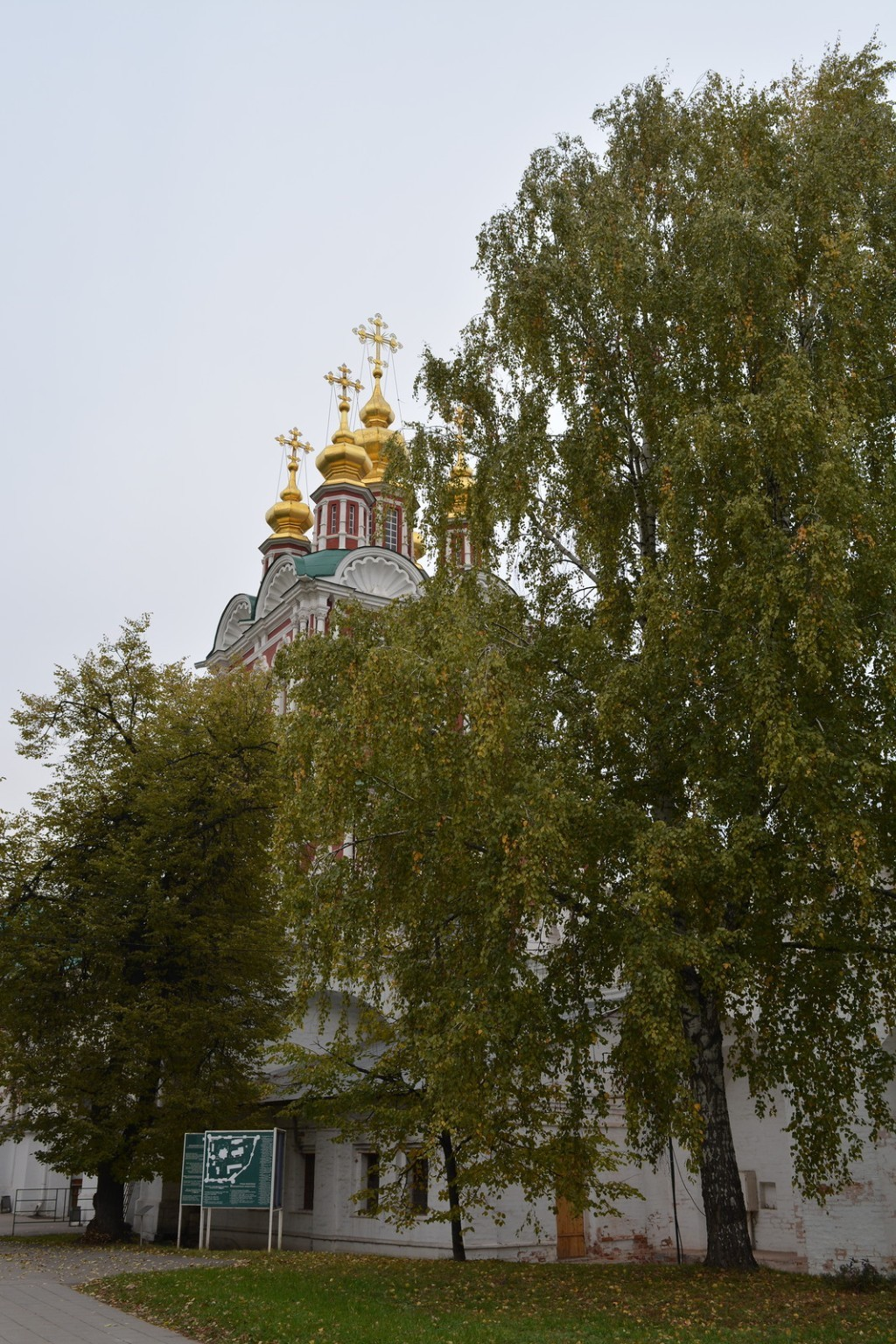 Novodevichy convent, Moscow 06