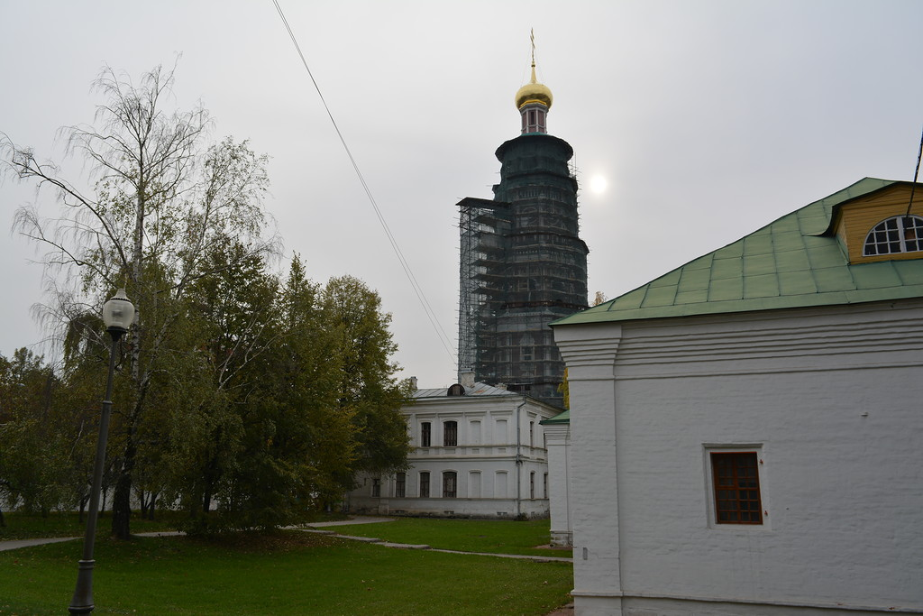 Novodevichy convent, Moscow 07