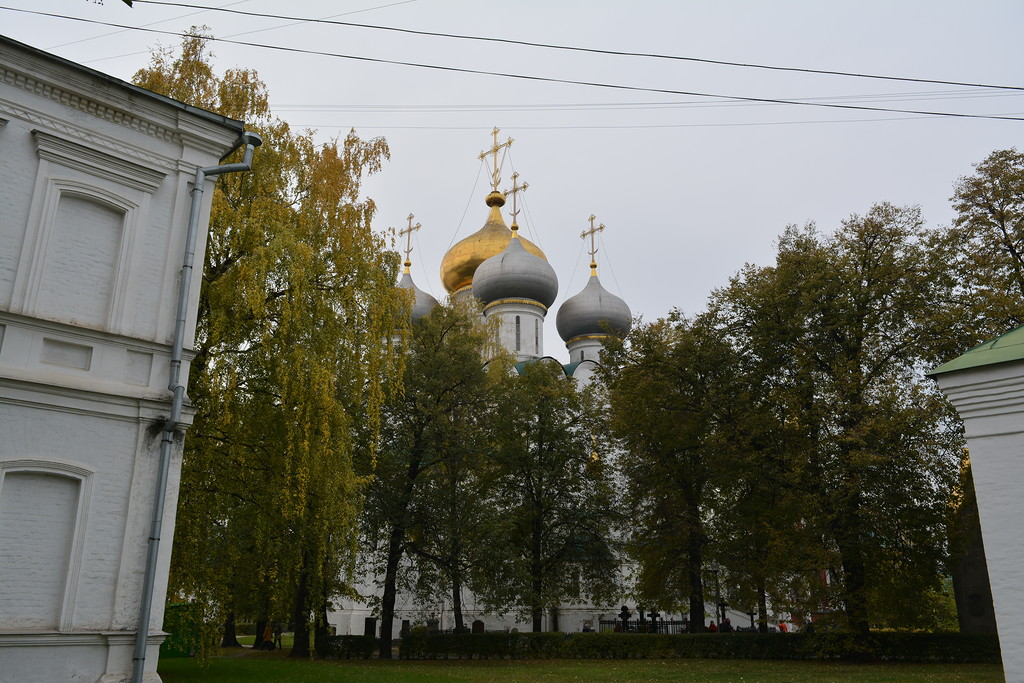 Novodevichy convent, Moscow 08