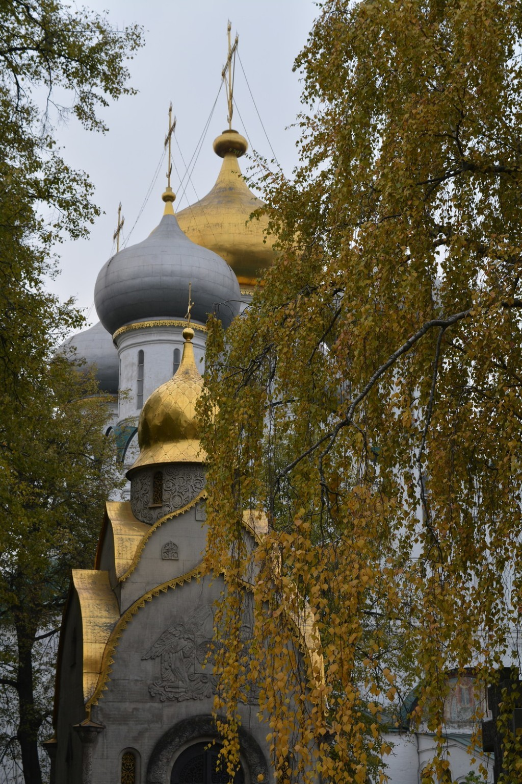 Novodevichy convent, Moscow 10