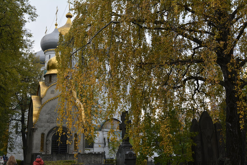 Novodevichy convent, Moscow 11