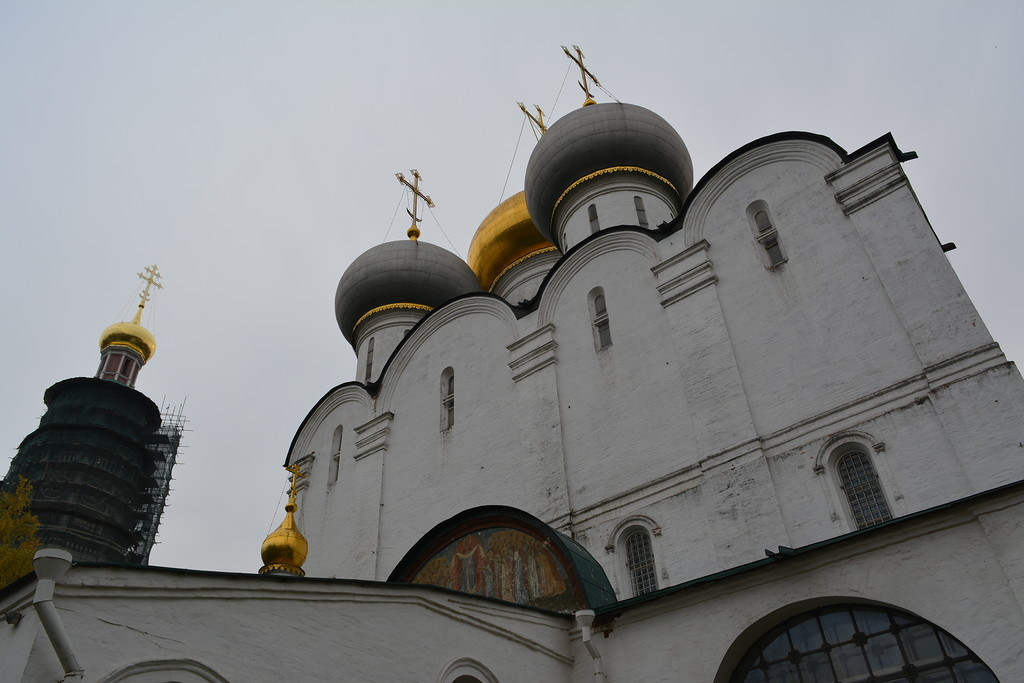 Novodevichy convent, Moscow 15