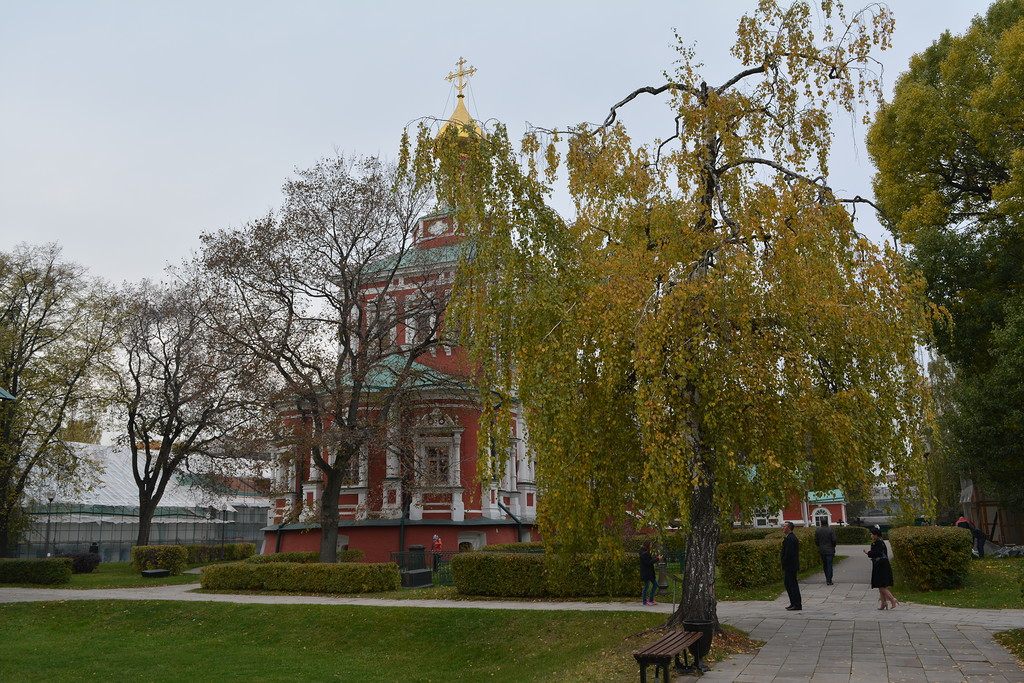 Novodevichy convent, Moscow 16