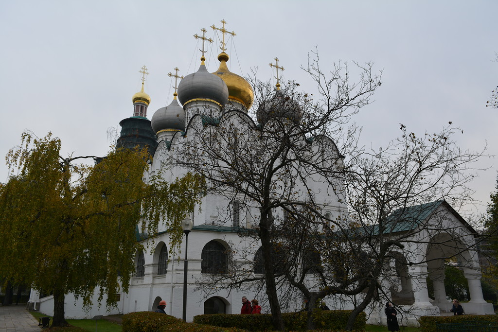 Novodevichy convent, Moscow 17